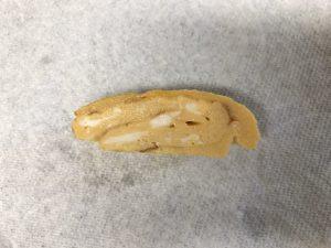 卵焼きハート写真1