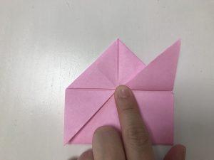 折り紙ミュウ写真12