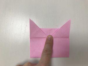 折り紙ミュウ写真14