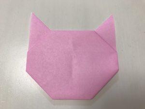 折り紙ミュウ写真17