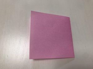 折り紙ミュウ写真3