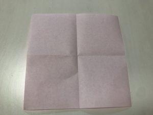 折り紙ミュウ写真4