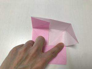 折り紙ミュウ写真8