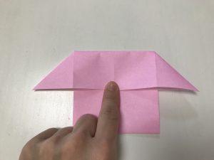 折り紙ミュウ写真9