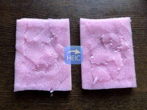 簡単石鹸ケースの作り方写真6