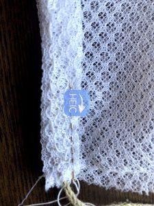 簡単石鹸ネットの作り方8