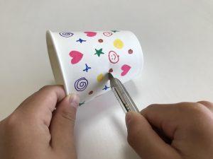紙コップ小物入れ画像3