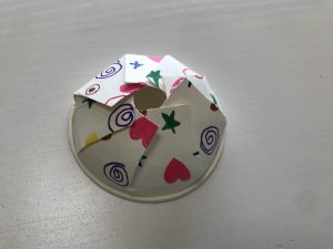 紙コップ小物入れ画像6