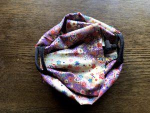 縫わずに作れる手作りマスク写真10