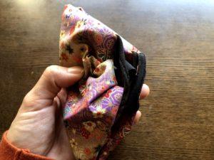 縫わずに作れる手作りマスク写真11