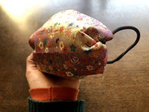 縫わずに作れる手作りマスク写真13