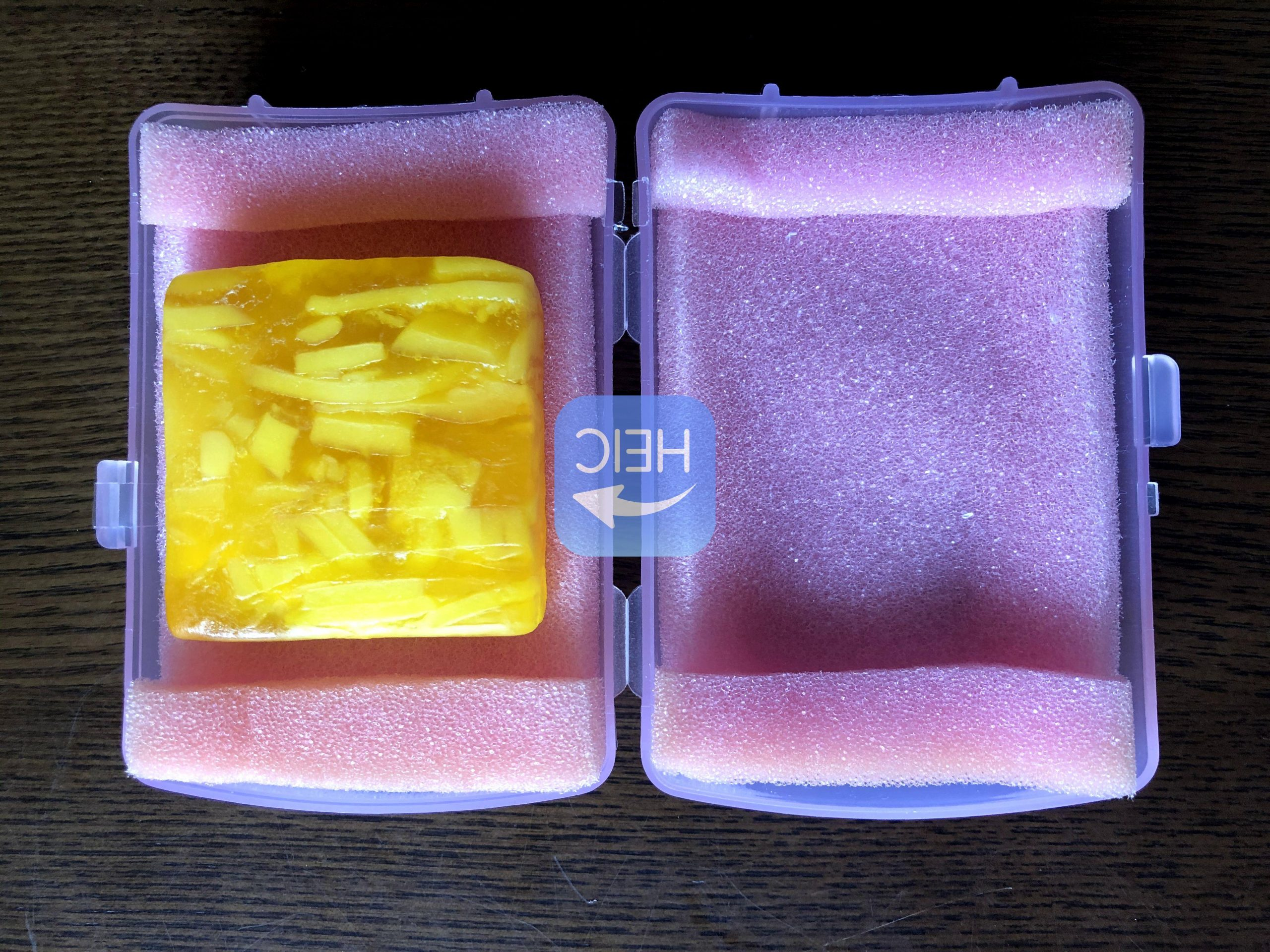 簡単石鹸ケースの作り方写真11